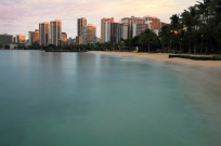 Waikiki at Sunrise