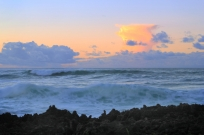 Turtle Bay Sunset