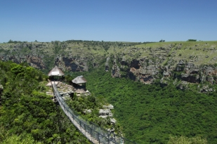 Bridge in Oribi Gorge