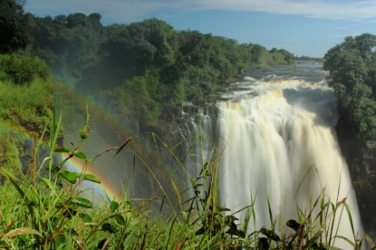 Victoria Falls - Devil's Cataract