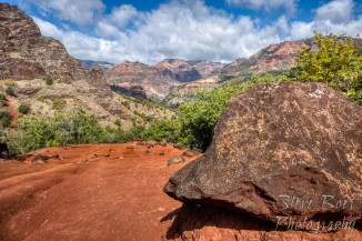 Kukui Trail, Waimea Canyon